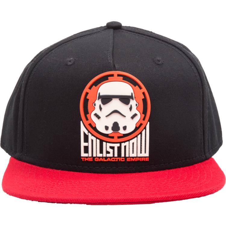 Productafbeelding voor 'Star Wars - Galactic Empire Stormtrooper Snapback'