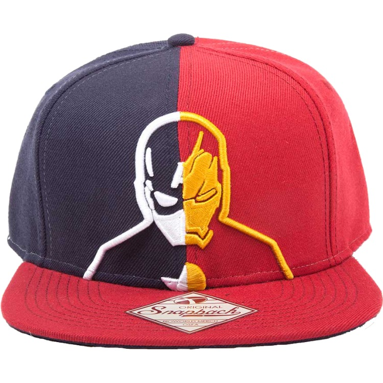 Productafbeelding voor 'Marvel - Captain America vs Iron Man Snapback'