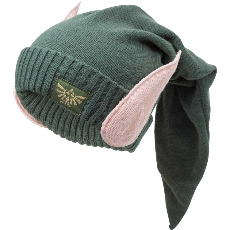 Nintendo: Zelda Beanie with Ears
