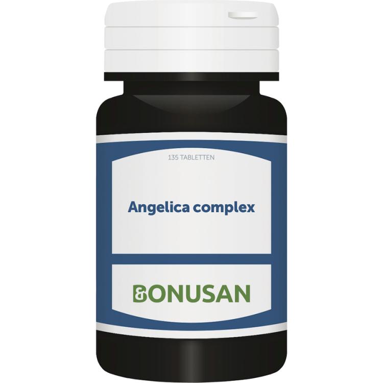 Image of Angelica Complex, 135 Tabletten