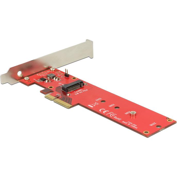 PCI Express x4 Card > 1 x internal NVMe M.2 NGFF kopen