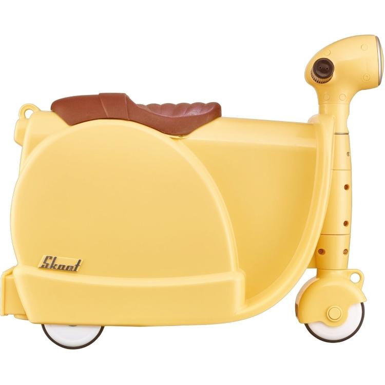 Loopauto Skoot geel