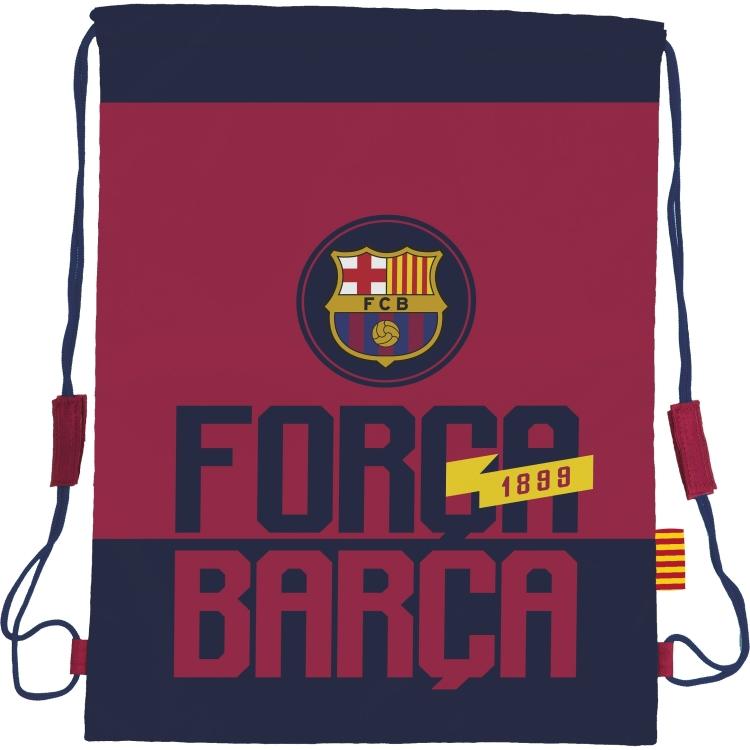 Image of Barc Zwemtas Barcelona Forca: 44x33 Cm