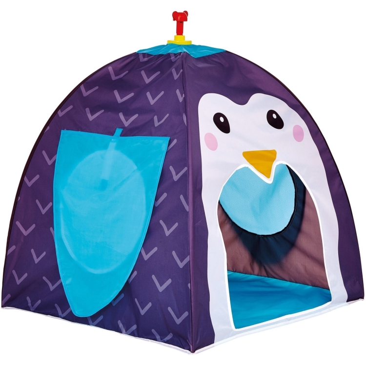 Image of Bedtent Ugo Penguin GetGo: 80x75x75 Cm
