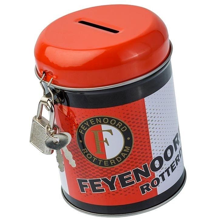 Image of Feye Spaarpot Feyenoord Met Slotje