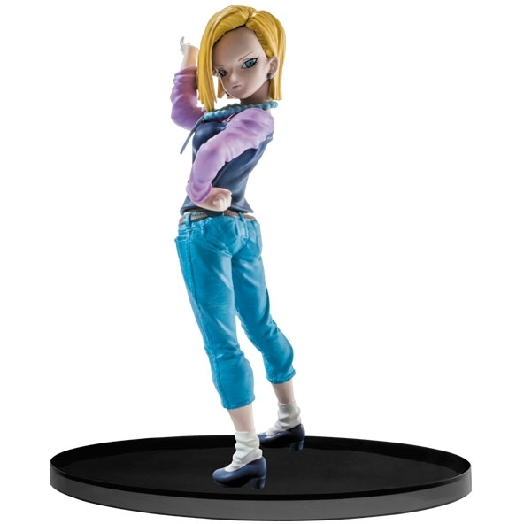 Image of Dragonball Super: SCultures Android 18