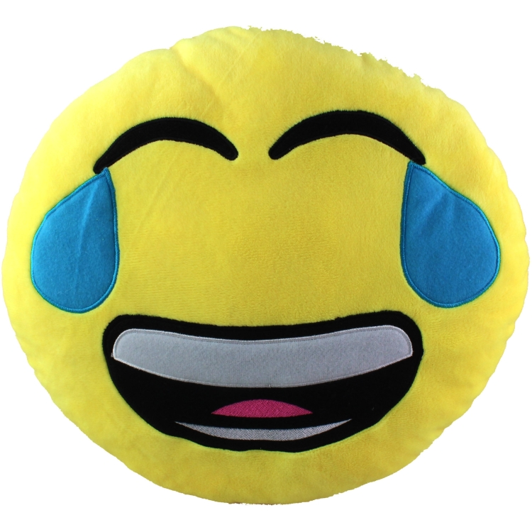 Image of Emoticon Cushions: Lol