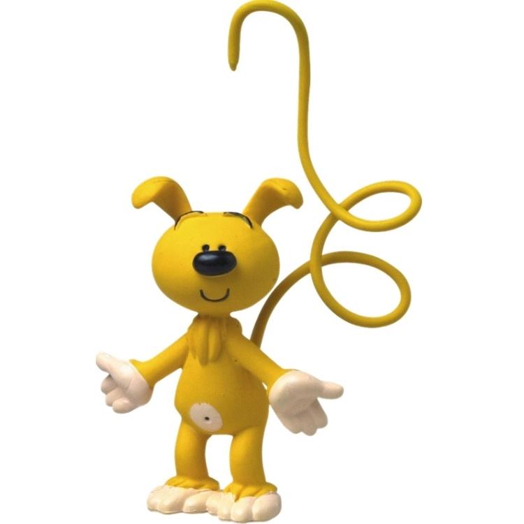 Image of Miniature Bibu Yellow Baby 5 Cm