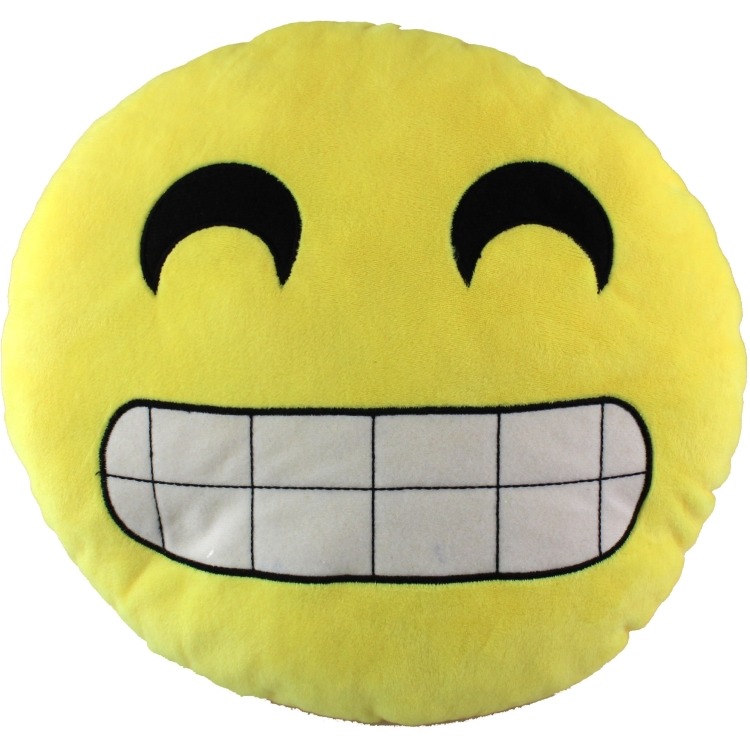 Image of Emoticon Cushions: Smile