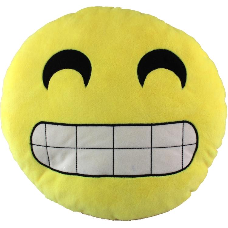 Image of Emoticon Cushions: Smile