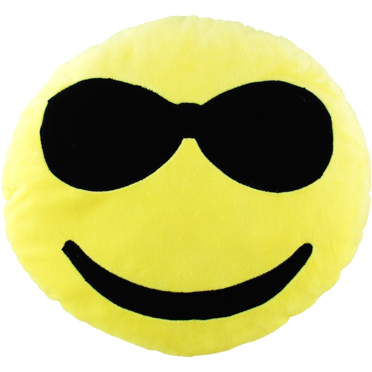 Image of Emoticon Cushions: Cool