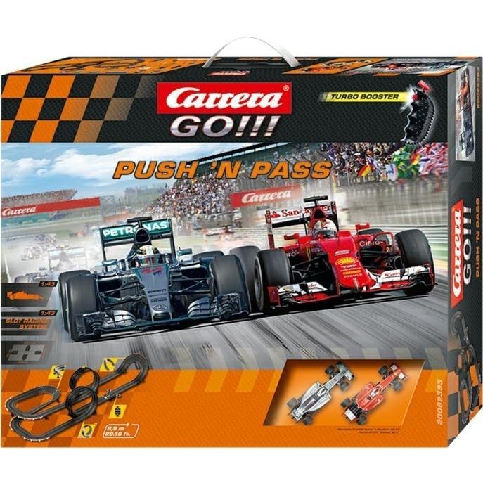Image of Carrera GO!!! Push'n pass 62393