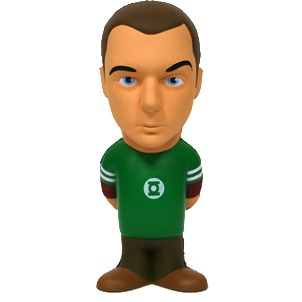The Big Bang Theory: Sheldon Cooper Stress Doll 5.