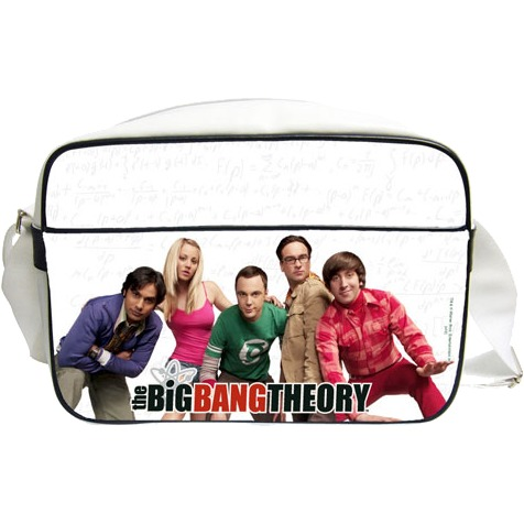 The Big Bang Theory: Group Messenger Bag