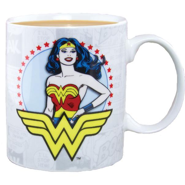 Productafbeelding voor 'DC Comics: Wonder Woman - Mug'