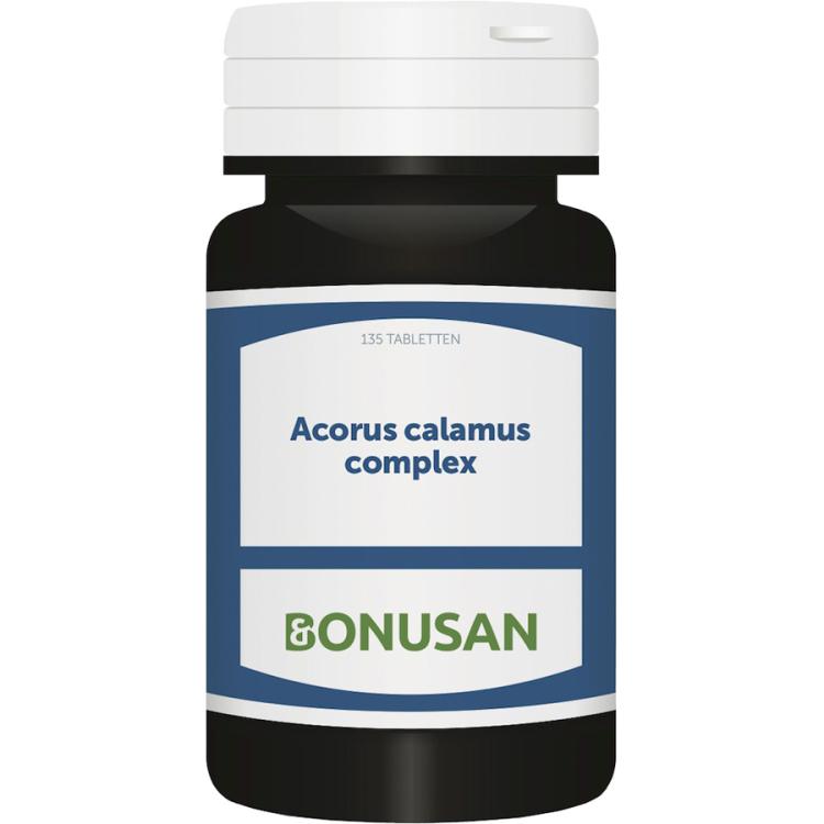 Image of Acorus Calamus Complex, 135 Tabletten
