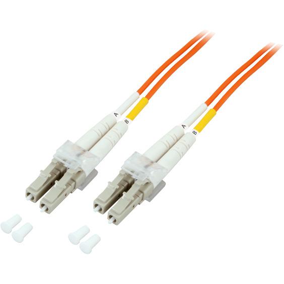 Glasvezel Kabel LC naar LC OM2 7.5 meter