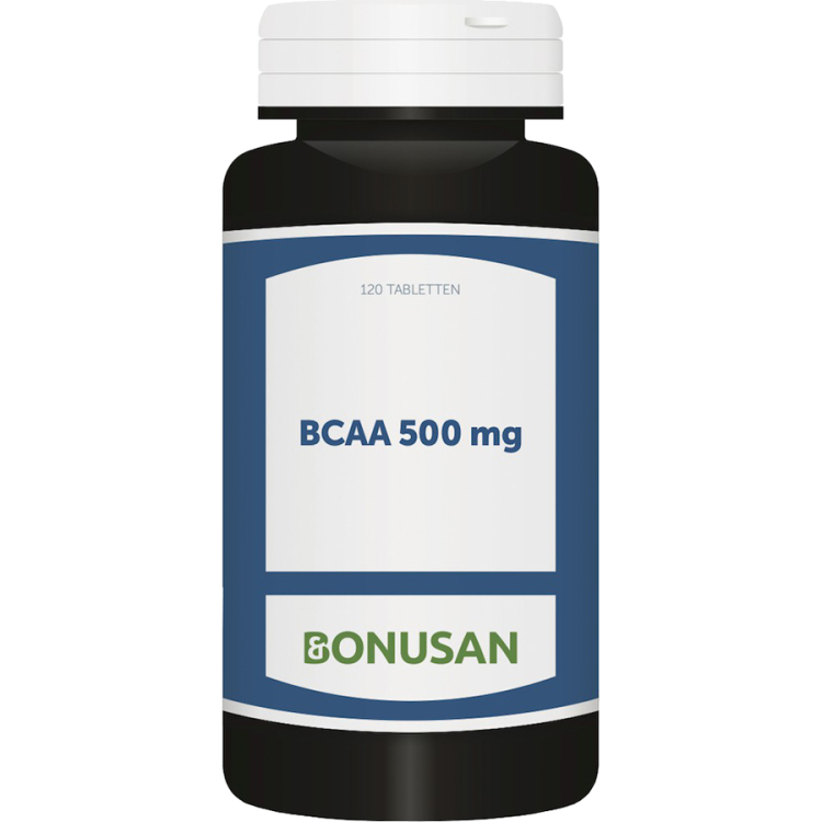 Image of BCAA 500 Mg, 120 Tabletten