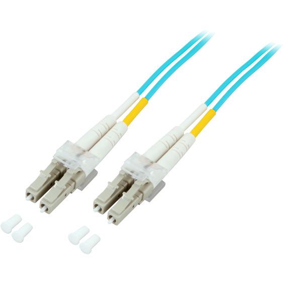 EFB Elektronik Glasvezel Aansluitkabel [1x LC-stekker 1x LC-stekker] 50-125µ 1 m
