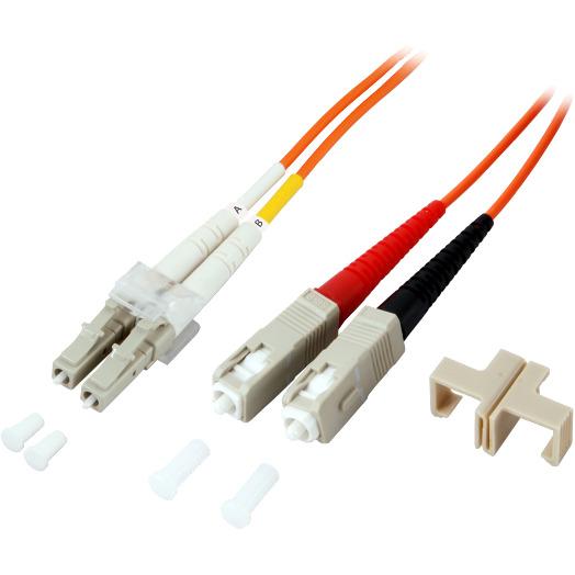 Glasvezel Kabel LC naar SC OM2 5 meter