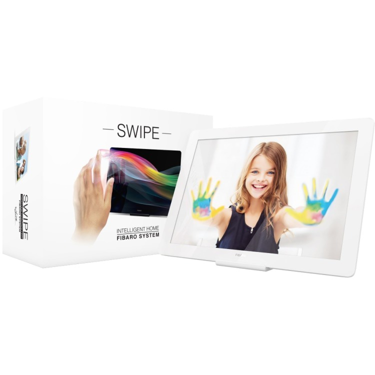 Fibaro FIBARO Swipe gesture control pad ZW5 White (FGGC-001)