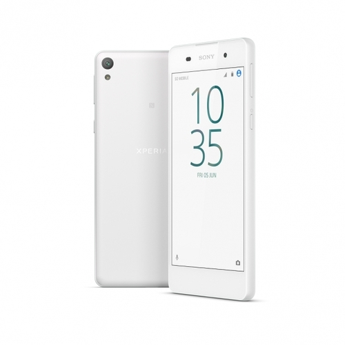 Image of Sony Smartphone Xperia E5 16GB (wit)