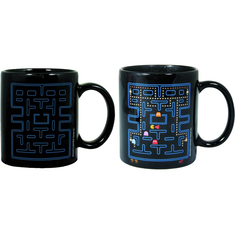 Productafbeelding voor 'Pac-Man Heat Changing Mug'
