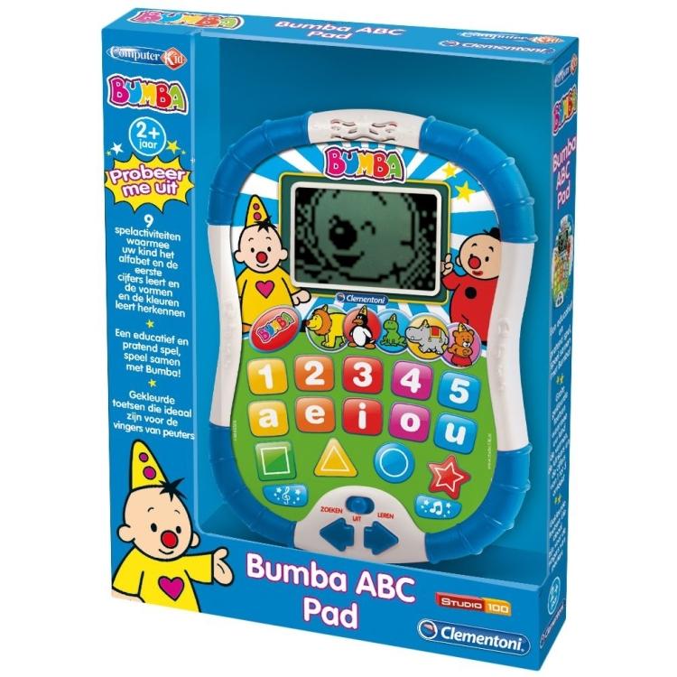Image of ABC Tablet Bumba Clementoni