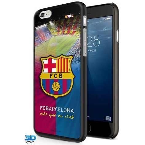 Image of Iphone 6/6S Hard Case 3d Barcelona