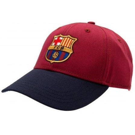 Image of Barc Cap Barcelona Rood/blauw Senior