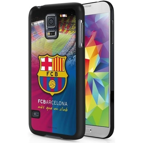 Image of Barc Galaxy S5 Hard Case 3d Barcelona