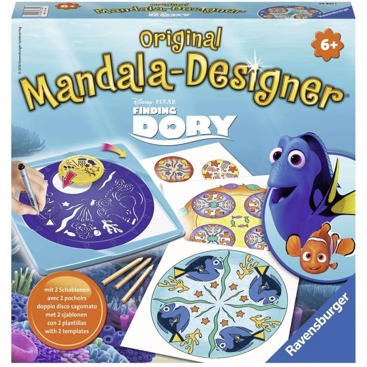 Image of 2in1 Mandala-Designer Disney Pixar Finding Dory