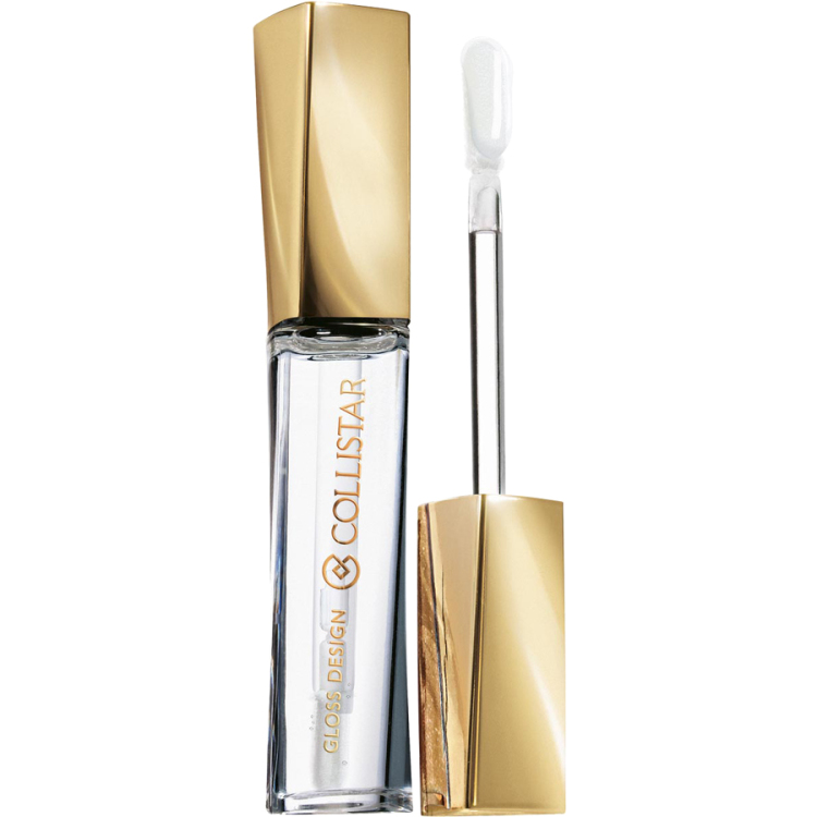 Collistar Gloss Design lipgloss 01 Transparant