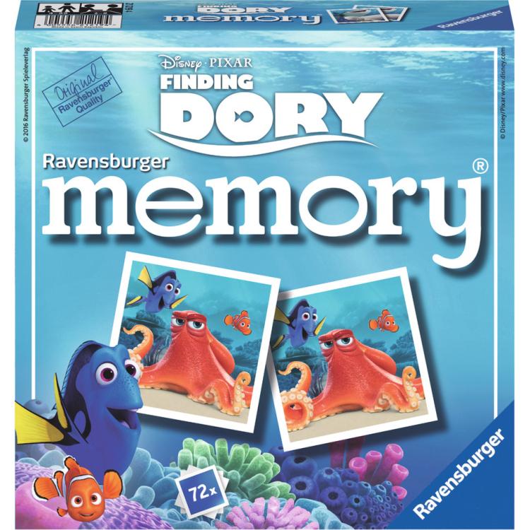 Image of Disney Pixar Finding Dory Memory
