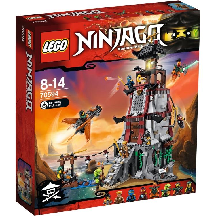 LEGO Ninjago belegering van de vuurtoren 70594