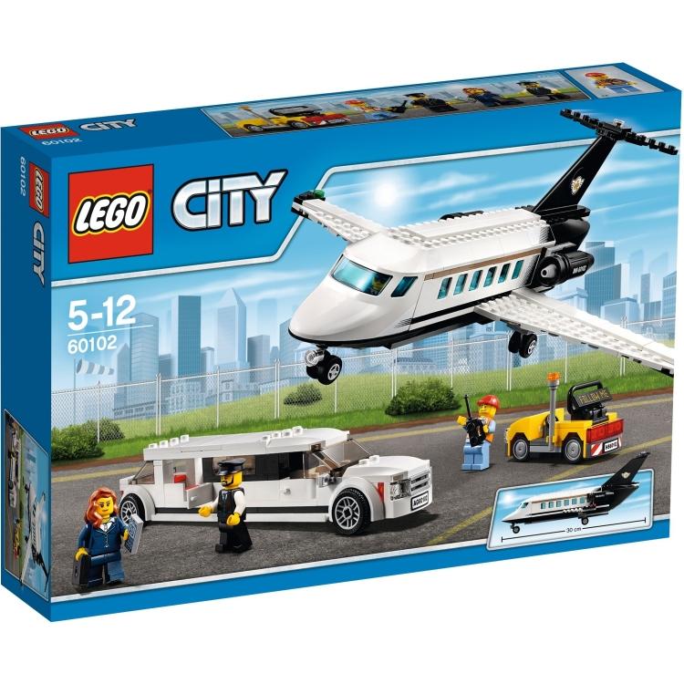 City - Vliegveld Vip Service