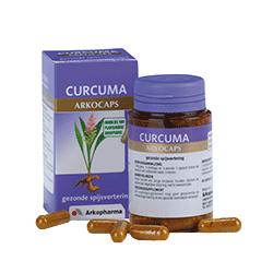 Image of Arkocaps Curcuma, 45 Capsules