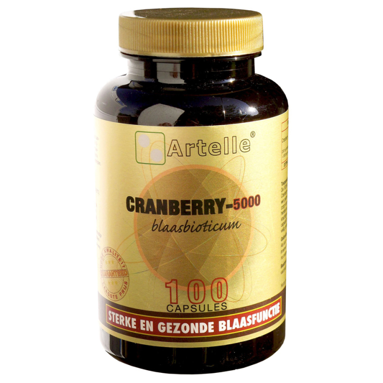 Image of Cranberry-5000, 100 Capsules