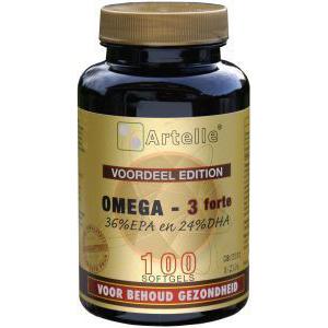 Image of Omega 3 Forte 1000 Mg, 100 Softgels