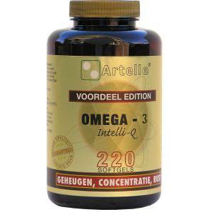 Image of Omega 3 Intelli-Q, 220 Softgels
