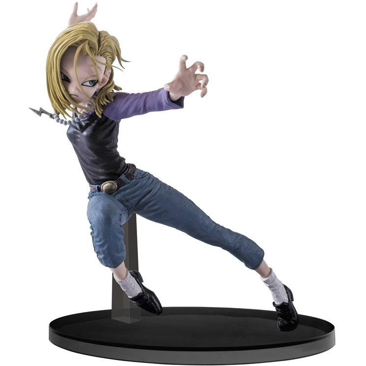 Image of Dragon Ball Z: Sculptures - Android 18