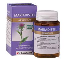 Image of Arkocaps Mariadistel, 45 Capsules