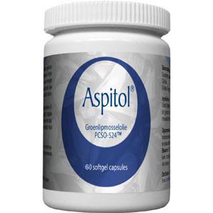 Image of Aspitol, 60 Softgels