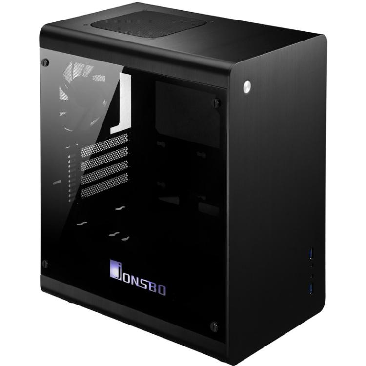 Image of Cooltek RM3 Mini-Toren Zwart