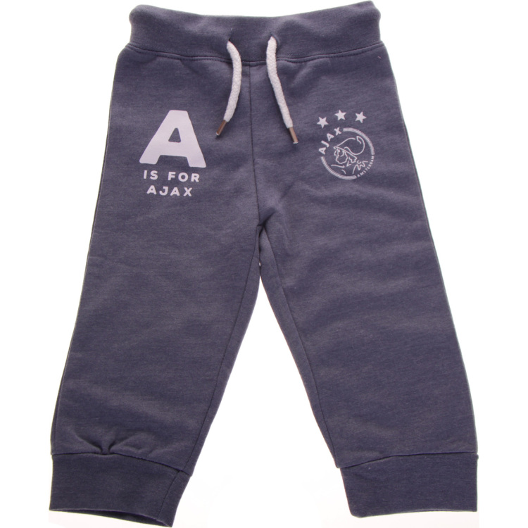 Image of Baby Jongens Broek Blauw: A Is For