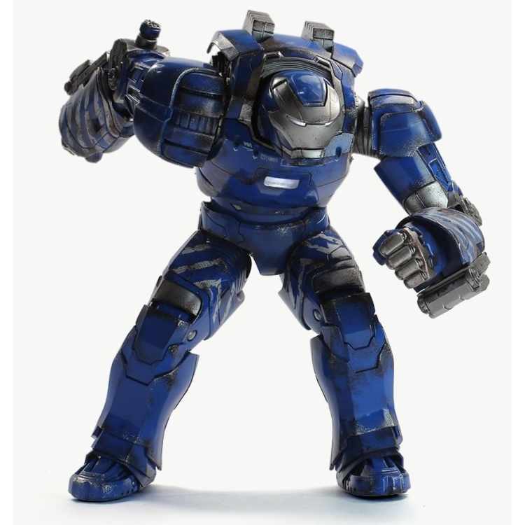 Image of Iron Man 3: Mark 38 Iron Man - Igor 1:12 Diecast Figure