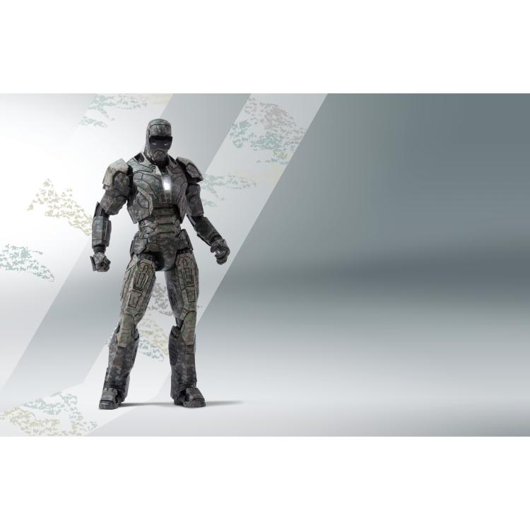 Image of Iron Man 3: Mark 23 Iron Man - Shades 1:12 Diecast Figure