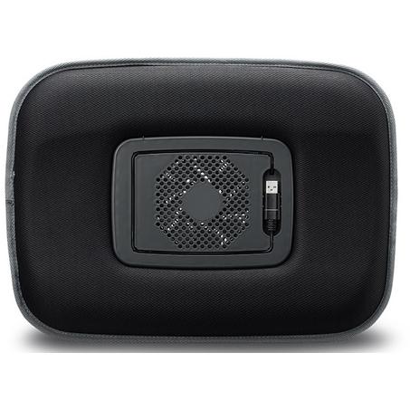 Cooler Master Comforter Air Lap Desk Zwart