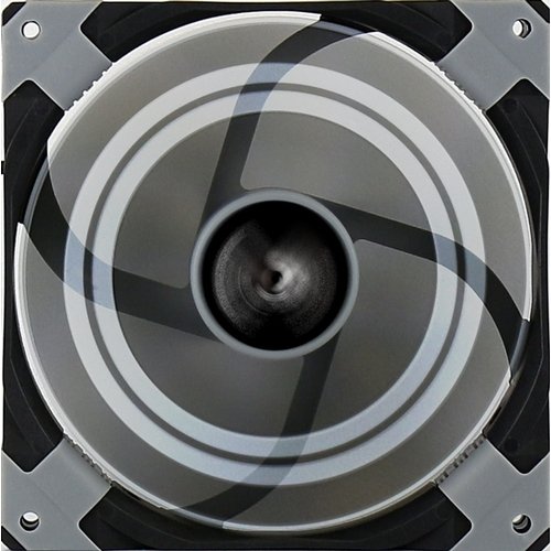 Aerocool Dead Silence 12cm Black