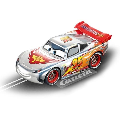 Carrera Go Zilver Bliksem McQueen